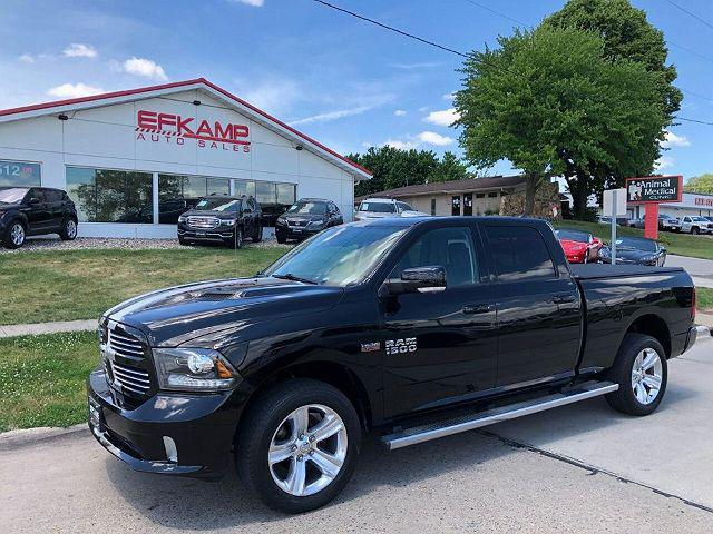 2015 Ram 1500 Sport for sale in Des Moines, IA