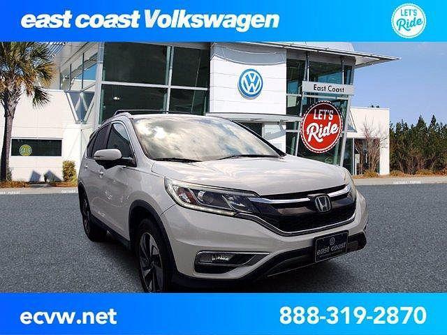 2016 Honda CR-V Touring for sale in Myrtle Beach, SC