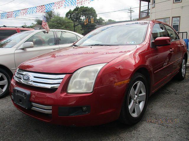 2007 Ford Fusion SE for sale in Glenside, PA