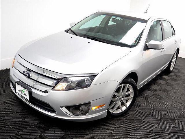 2012 Ford Fusion SEL for sale in Stafford, VA