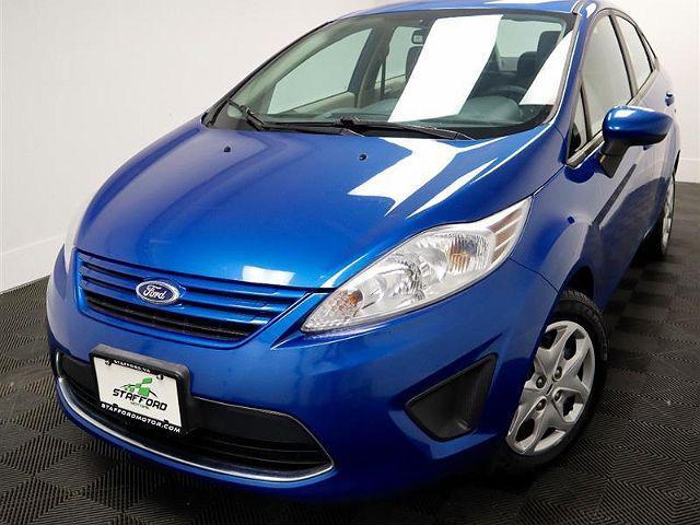 2011 Ford Fiesta S for sale in Stafford, VA