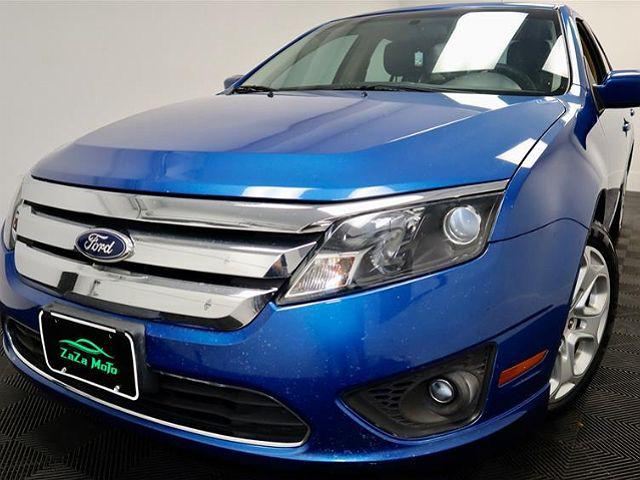 2011 Ford Fusion SE for sale in Stafford, VA