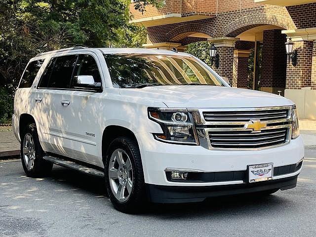 2015 Chevrolet Tahoe LTZ for sale in Arlington, VA