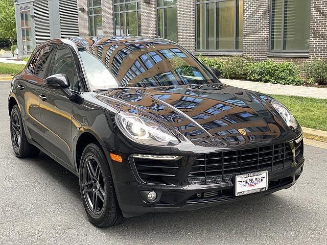 2017 Porsche Macan AWD for sale in Arlington, VA