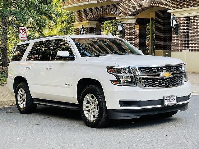2017 Chevrolet Tahoe LT for sale in Arlington, VA