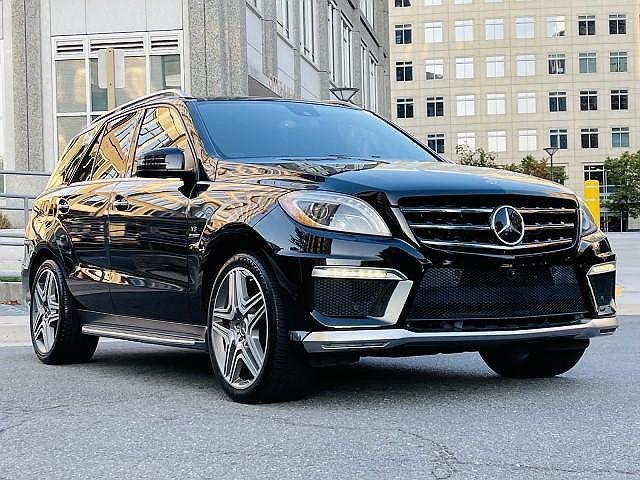 2014 Mercedes-Benz M-Class ML 63 AMG for sale in Arlington, VA