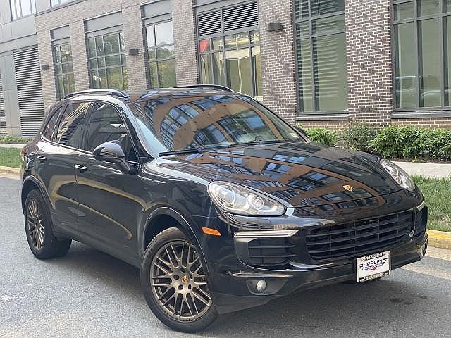 2017 Porsche Cayenne Base for sale in Arlington, VA