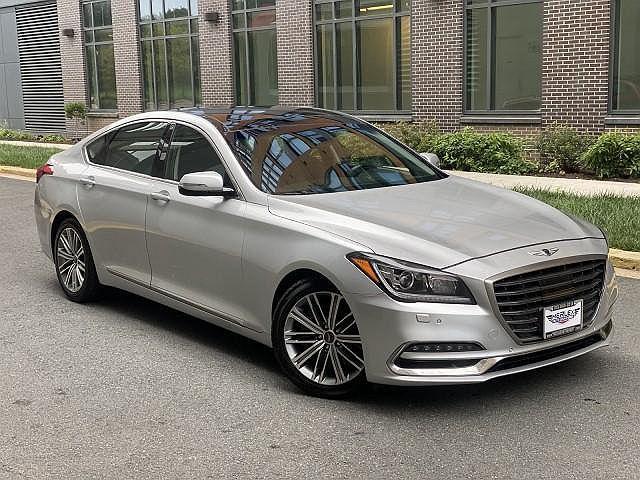 2018 Genesis G80 3.8L for sale in Arlington, VA