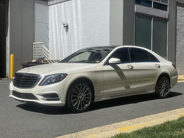 2015 Mercedes-Benz S-Class S 550 for sale in Arlington, VA