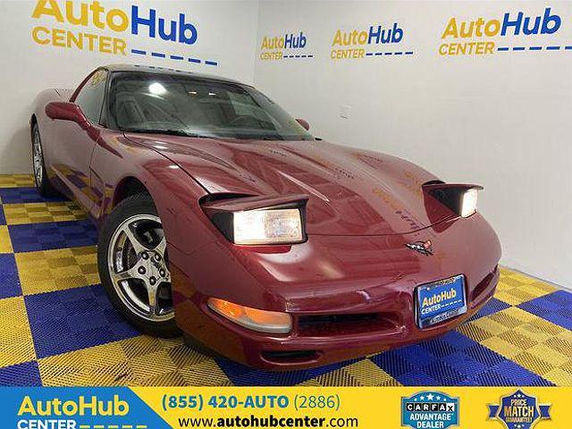 2004 Chevrolet Corvette 2dr Cpe for sale in Stafford, VA