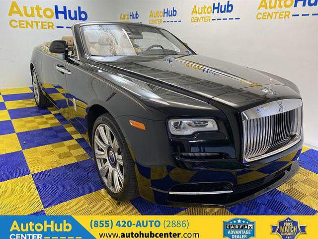 2016 Rolls-Royce Dawn 2dr Convertible for sale in Stafford, VA