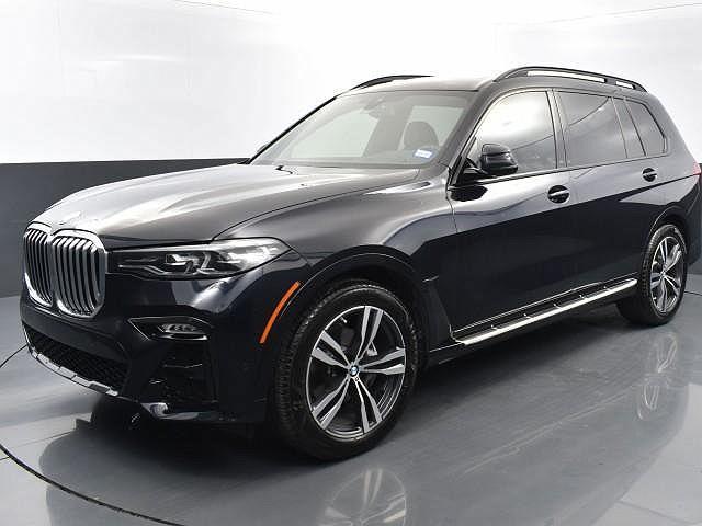 2020 BMW X7 xDrive40i for sale in Houston, TX