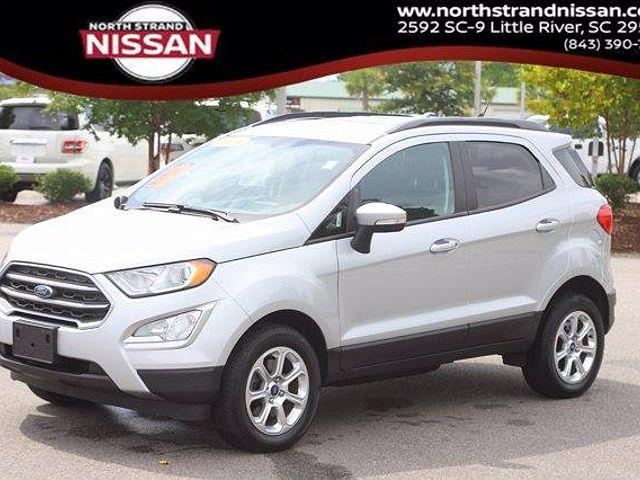 2018 Ford EcoSport SE for sale in Little River, SC