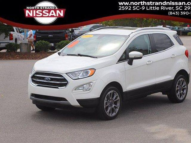 2018 Ford EcoSport Titanium for sale in Little River, SC