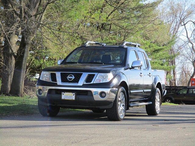 2012 Nissan Frontier SL for sale in Leesburg, VA