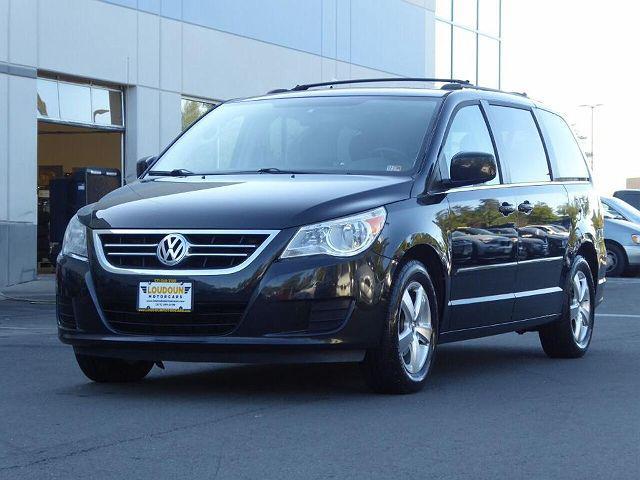 2009 Volkswagen Routan SEL for sale in Leesburg, VA