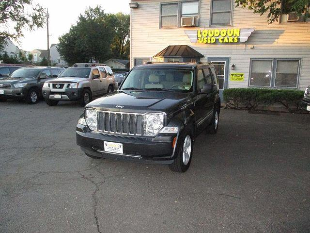 2011 Jeep Liberty Limited for sale in Leesburg, VA