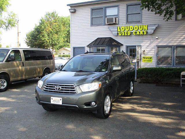 2010 Toyota Highlander SE for sale in Leesburg, VA