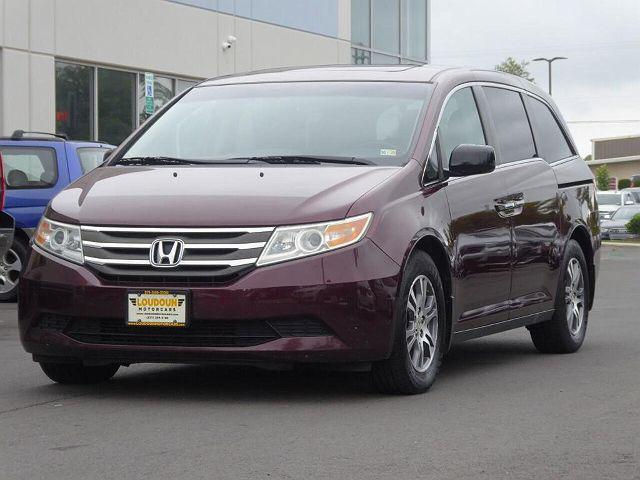 2012 Honda Odyssey for sale near Leesburg, VA
