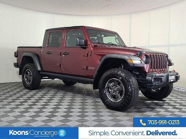 2021 Jeep Gladiator Rubicon for sale in Vienna, VA