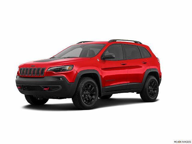 2019 Jeep Cherokee Trailhawk Elite for sale in Vienna, VA