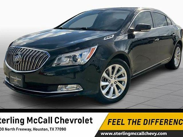 2016 Buick LaCrosse Leather for sale in Houston, TX