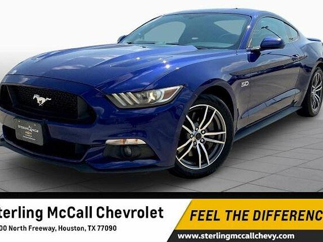 2016 Ford Mustang GT for sale in Houston, TX