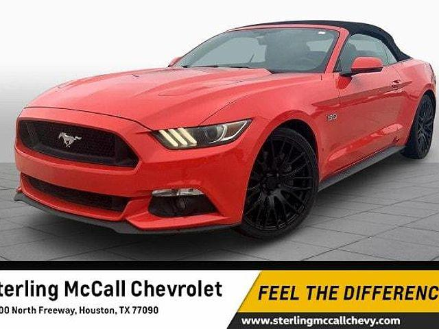 2016 Ford Mustang GT Premium for sale in Houston, TX