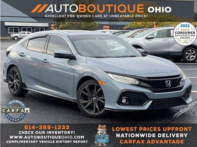 2017 Honda Civic Hatchback Sport Touring for sale in Columbus, OH