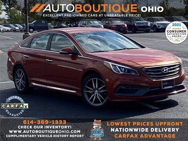 2015 Hyundai Sonata 2.0T Sport for sale in Columbus, OH