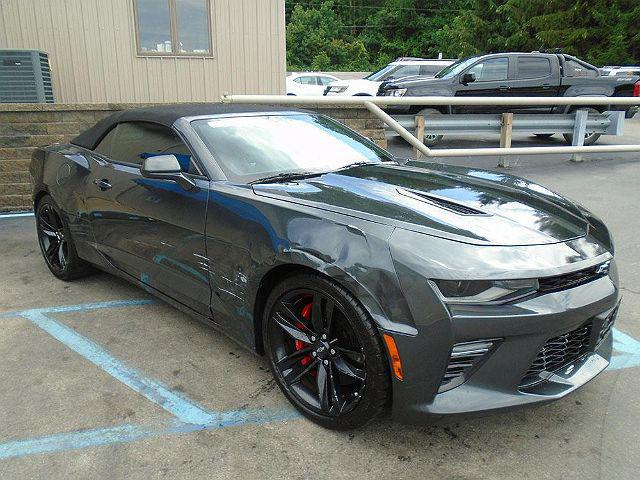 2016 Chevrolet Camaro 2SS for sale in Mount Pleasant, PA