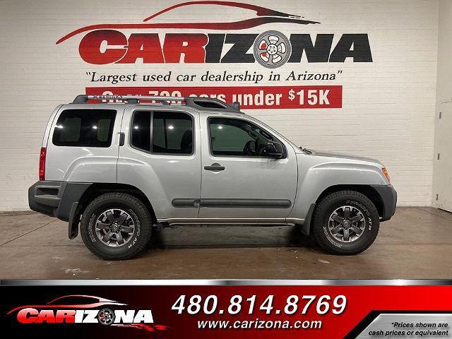 2015 Nissan Xterra Pro-4X for sale in Mesa, AZ