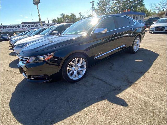 2017 Chevrolet Impala Premier for sale in Stockton, CA