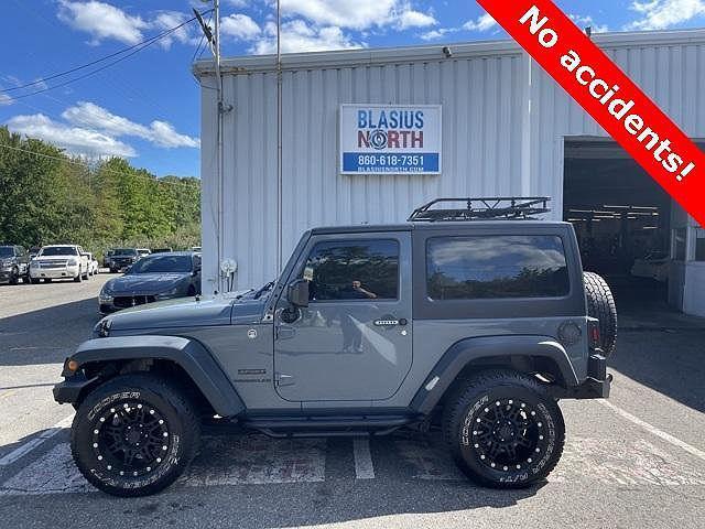 2014 Jeep Wrangler Sport for sale in Torrington, CT
