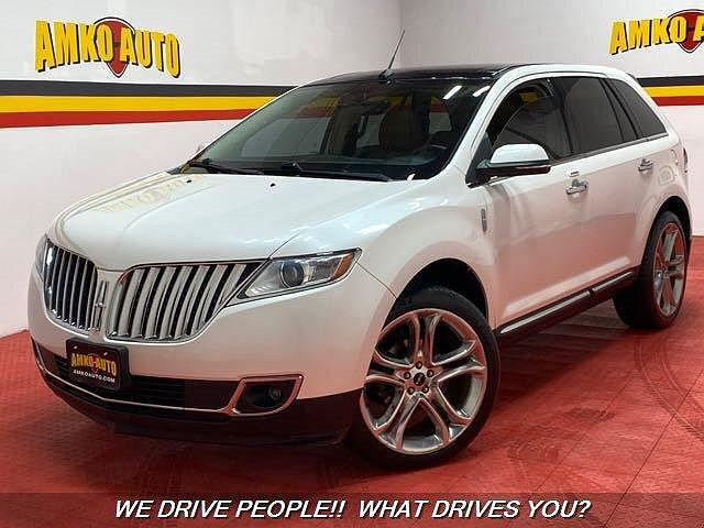 2014 Lincoln MKX AWD 4dr for sale in Temple Hills, MD