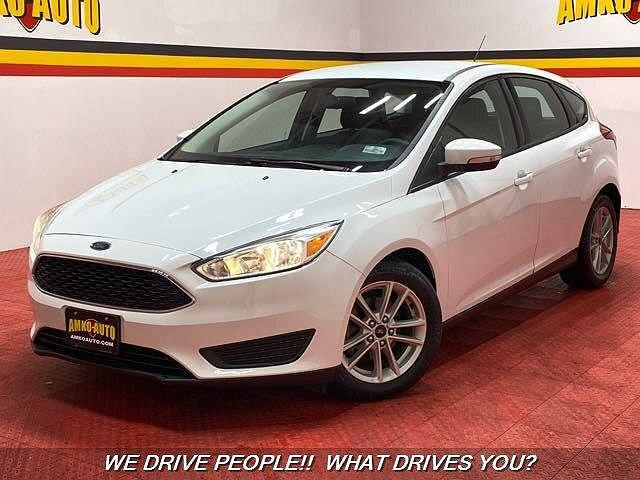 2017 Ford Focus SE for sale in Temple Hills, MD