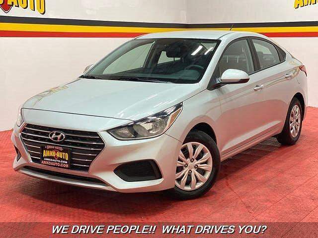 2021 Hyundai Accent SE for sale in Temple Hills, MD