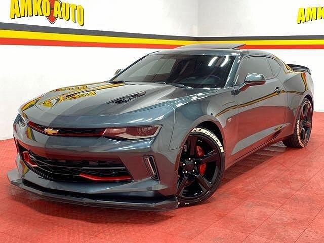 2017 Chevrolet Camaro 1LT for sale in Temple Hills, MD