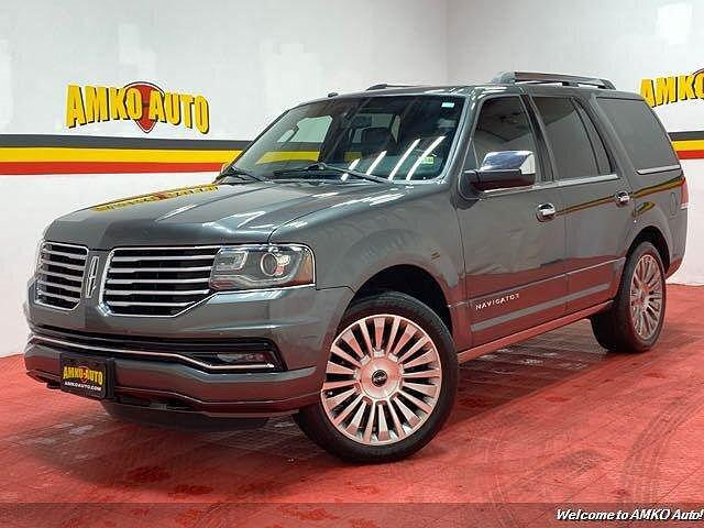 2016 Lincoln Navigator Reserve for sale in Temple Hills, MD