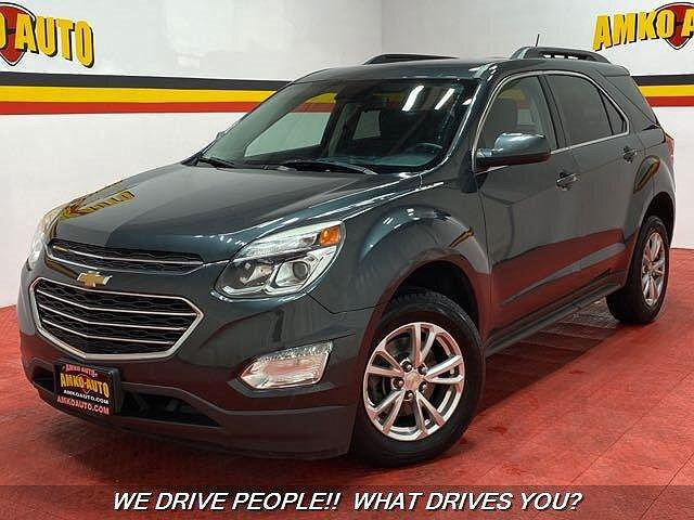 2017 Chevrolet Equinox LT for sale in Temple Hills, MD