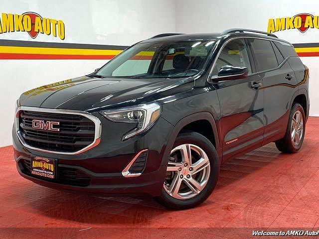 2018 GMC Terrain SLE for sale in Temple Hills, MD
