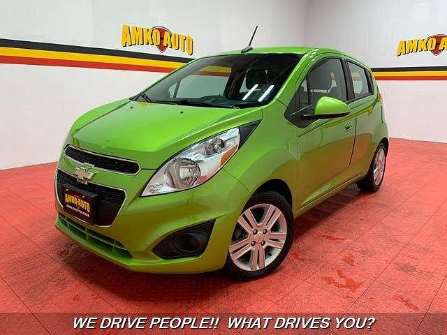 2014 Chevrolet Spark LS for sale in Temple Hills, MD