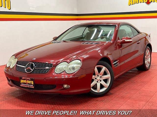 2003 Mercedes-Benz SL-Class 2dr Roadster 5.0L for sale in Temple Hills, MD