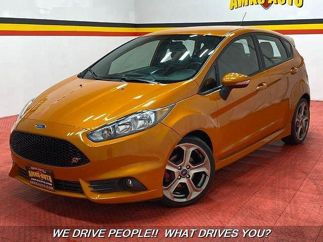 2017 Ford Fiesta ST for sale in Temple Hills, MD