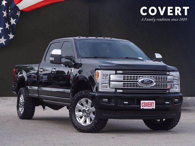 2017 Ford F-350 Platinum for sale in Austin, TX
