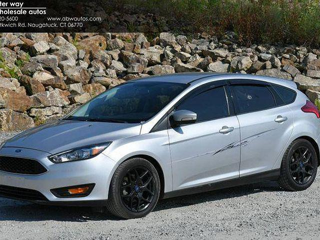 2016 Ford Focus SE for sale in Naugatuck, CT