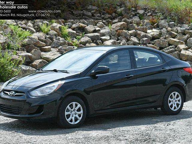 2012 Hyundai Accent GLS for sale in Naugatuck, CT