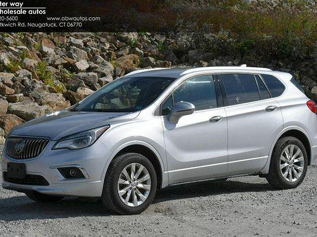 2017 Buick Envision Essence for sale in Naugatuck, CT