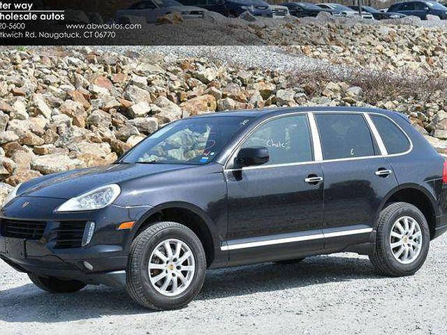2009 Porsche Cayenne AWD 4dr Tiptronic for sale in Naugatuck, CT