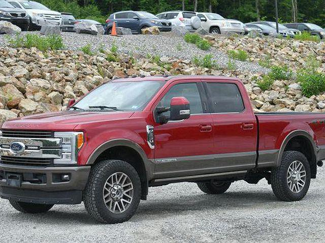 2017 Ford F-350 King Ranch for sale in Naugatuck, CT